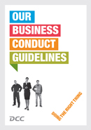 Our Business Conduct Guidelines