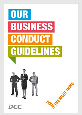 Our Business Conduct Guidelines (PDF)