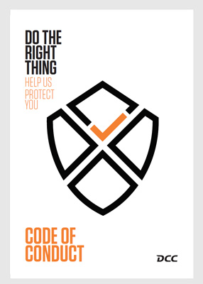 code of counduct The code sets out principles to guide and support cilex regulation's regulated  community in the work they do.