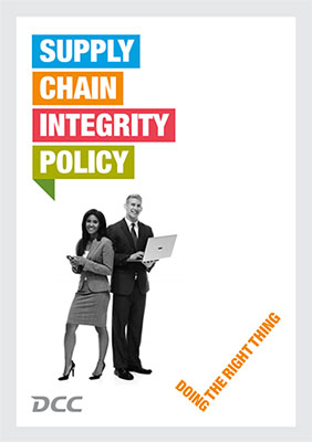 DCC Supply Chain Integrity Policy